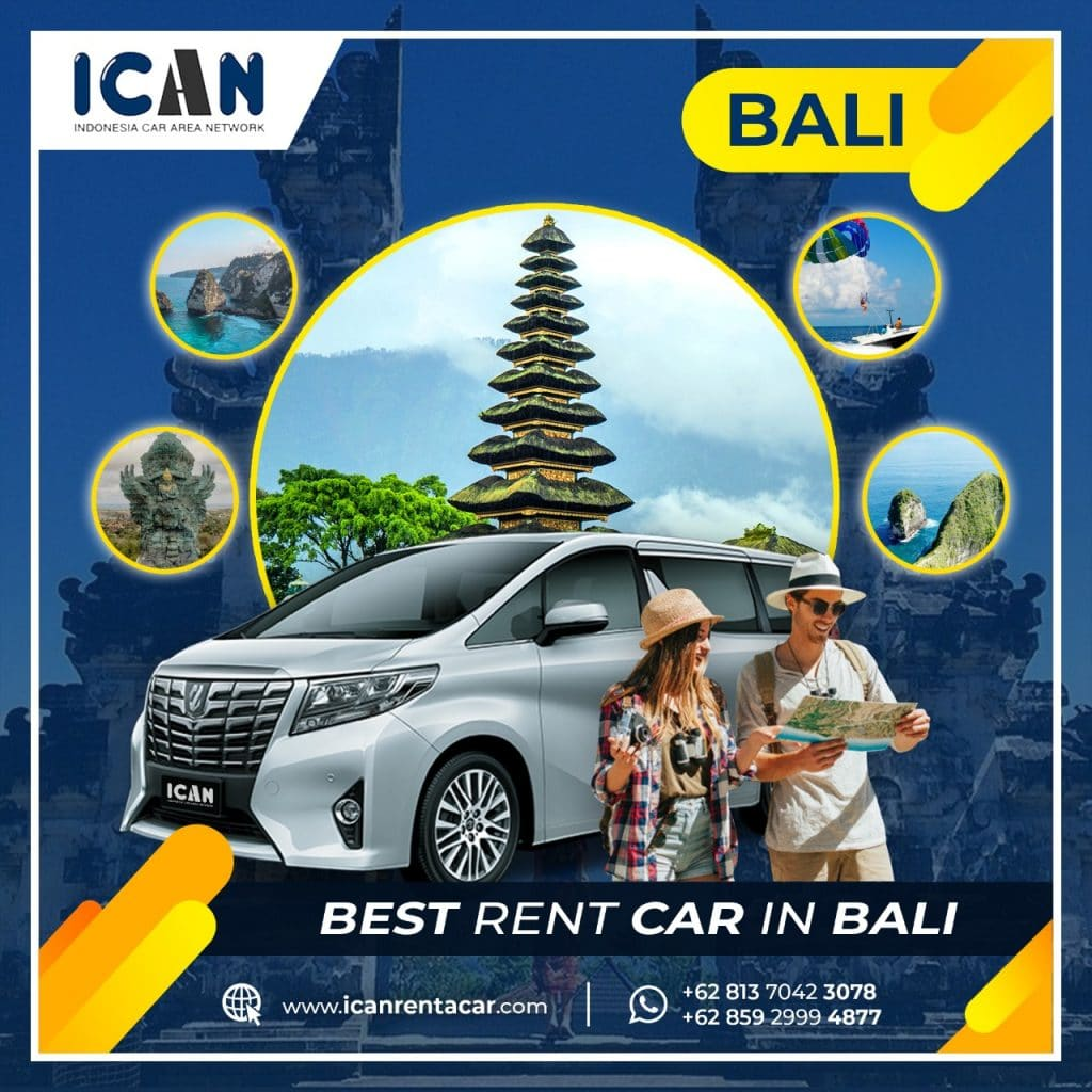How to Hire a Self-Drive Car Rental in Bali, Indonesia