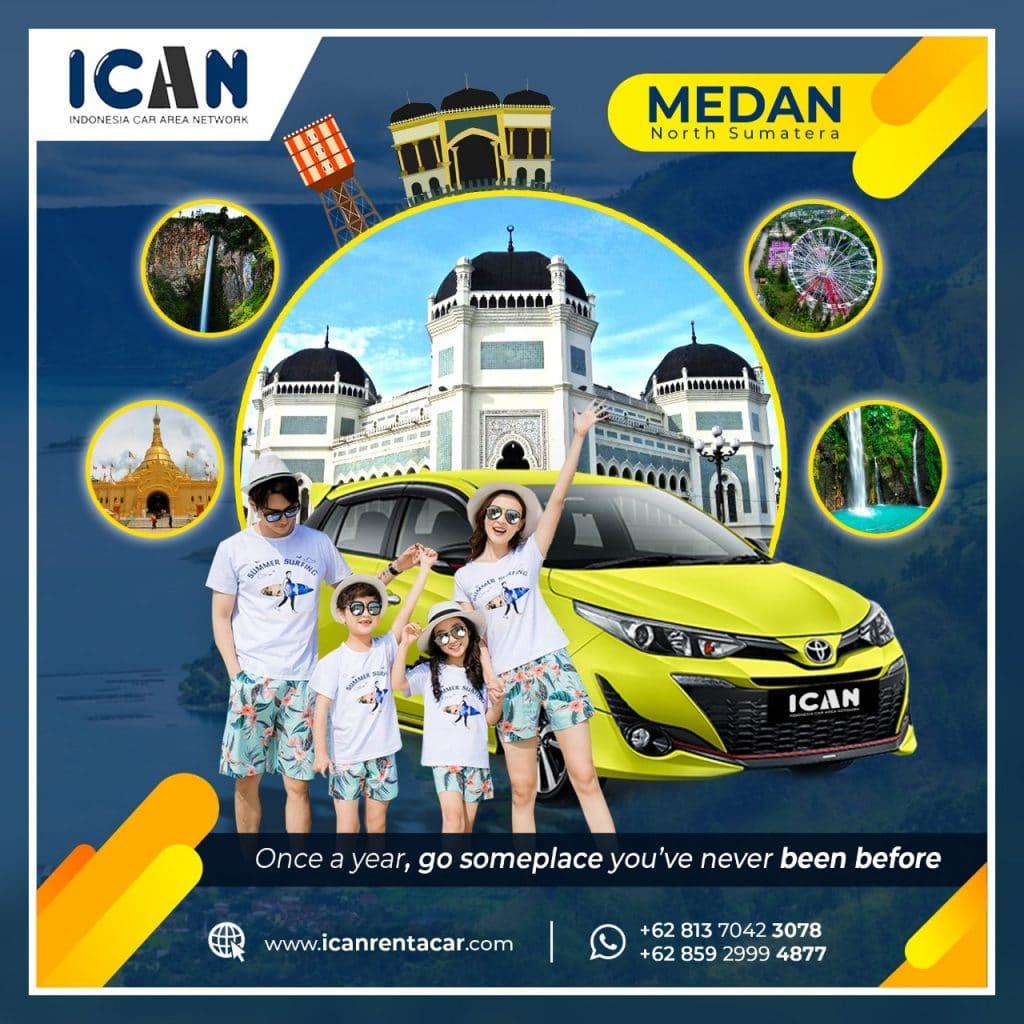 Car Rental in Medan
