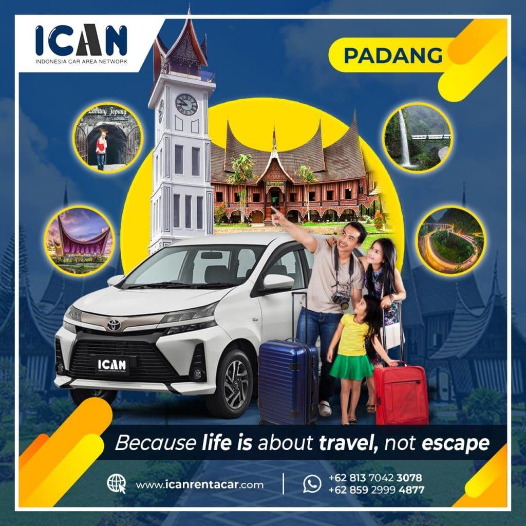 Car Rental in Padang
