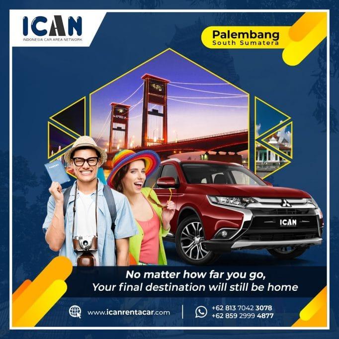 Car Rental in Palembang