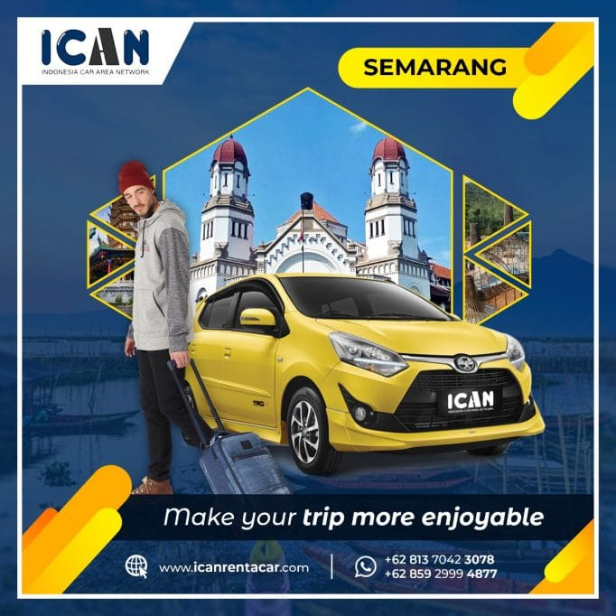 Car Rental in Semarang