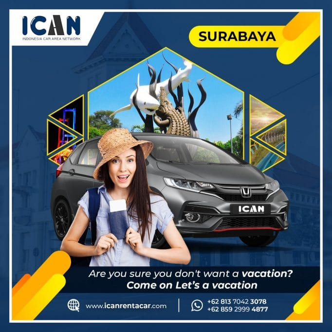 Car Rental in Surabaya