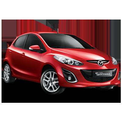 Mazda2 AT