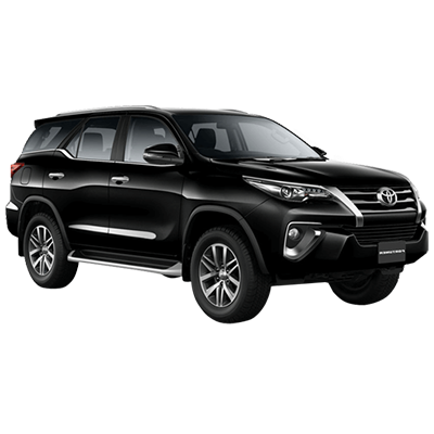 Toyota Fortuner VRZ AT