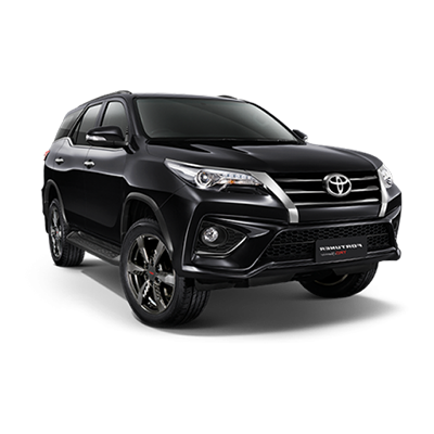 Toyota Fortuner VRZ AT 4x4