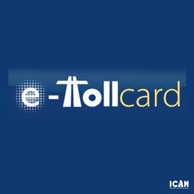 E- Toll Card